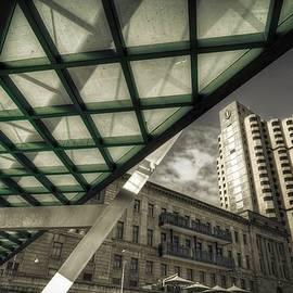 Wayne Sherriff - Glass Bridge