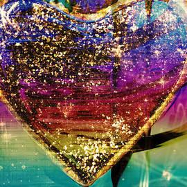 Linda Sannuti - Glitter Heart