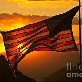 Glory at Sunset