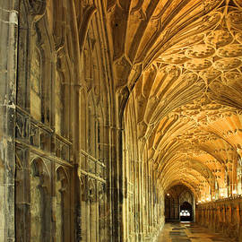 Colin Woods - Gloucester Cathedral