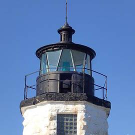 Robert Nickologianis - Goat Island Lighthouse