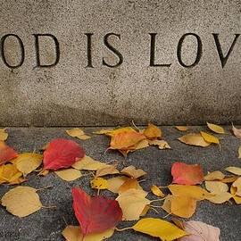 Chris Berry - God is Love