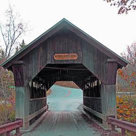 Barbara McDevitt - Gold Brook Bridge