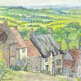Carol Wisniewski - Gold Hill Shaftesbury Dorset England