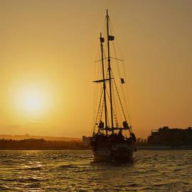 Christine Till - Golden Cabo Sunset