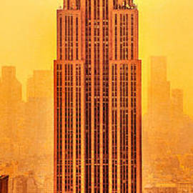 Golden Empire State by Az Jackson