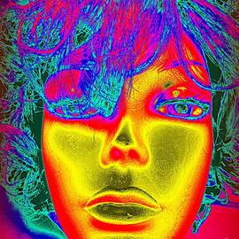 Ed Weidman - Golden Faced Girl
