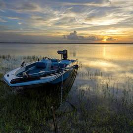 Debra and Dave Vanderlaan - Golden Fishing Hour