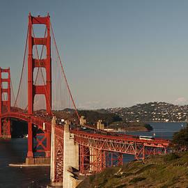Golden Gate Bridge 2 by Lee Kirchhevel