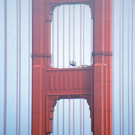Golden Gate Bridge San Francisco California by Pam  Elliott