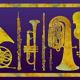 Jenny Armitage - Golden Orchestra