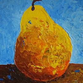 Cheryl Sameit - Golden Pear