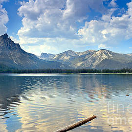 Robert Bales - Golden Reflections On Stanley  Lake