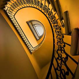 Jaroslaw Blaminsky - Golden staircase