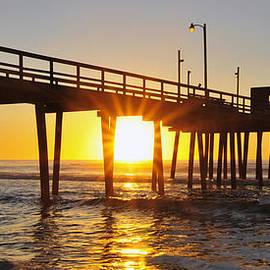 Dan Myers - Golden Sunrise