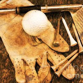 Charline Xia - Golf Memorabilia