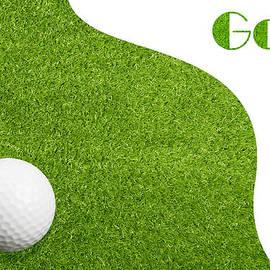 Amanda Elwell - Golfiing