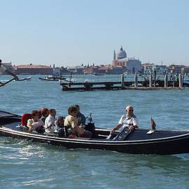 Gondola - Venice by Phil Banks