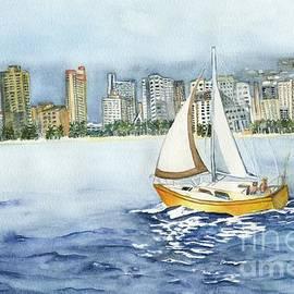 Phyllis Muller - Gone sailing