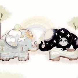 Karin Taylor - Good Karma Elephants