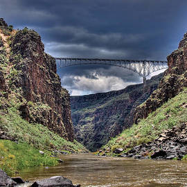 Gorge Bridge by Britt Runyon
