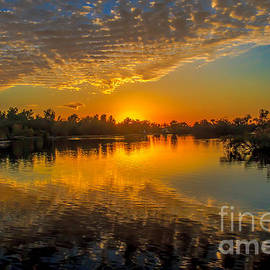 Gorgeous Sunset  by Robert Bales