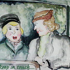 Joyce Gebauer - Gossip on the Bus