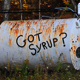 Got Syrup? by Mike Martin