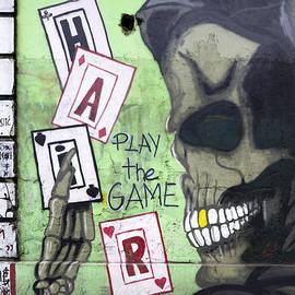 Graffiti Art Rio De Janeiro 4 by Bob Christopher