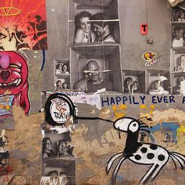 Kris Hiemstra - Graffiti