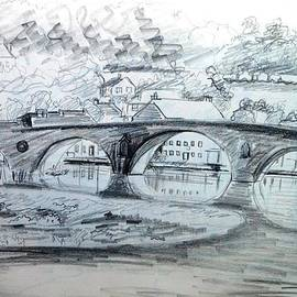 Graignamanagh Bridge River Barrow  Kilkenny Ireland