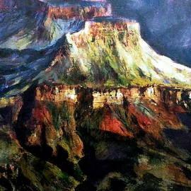 Grand Canyon 2 by Uma Krishnamoorthy