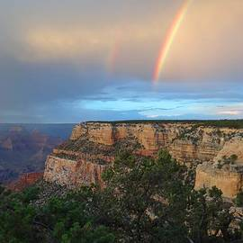 Keith Stokes - Grand Canyon Following The Storm