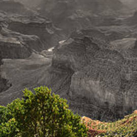 Patrick Jacquet - Grand Canyon - from Colours to BW