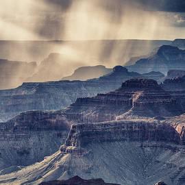 James Yang - Grand Canyon Rain