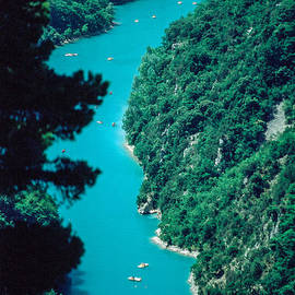 Gorges du Verdon by Kim Lessel