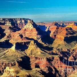 Robert Bales - Grand Canyon Shadows