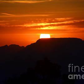 Debra Thompson - Grand Canyon Sunset