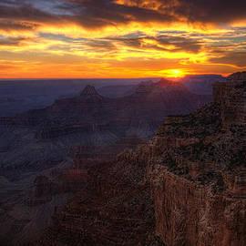Grand Canyon Sunset  by Saija  Lehtonen