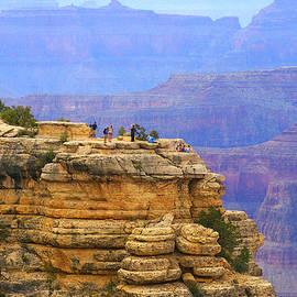 Broderick Delaney - Grand Canyon vista