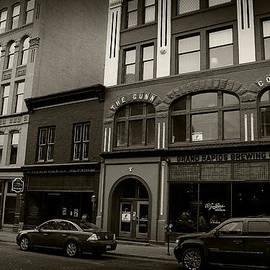Grand Rapids 26 Sepia by Scott Hovind