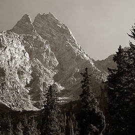 Grand Teton by Michael Kirk