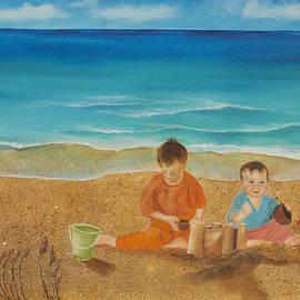 Grandchildren by Marcel Quesnel