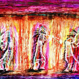 Ayasha Loya - Grass Dancers 1