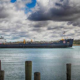 Scott Bert - Great Lakes Ship Algosar