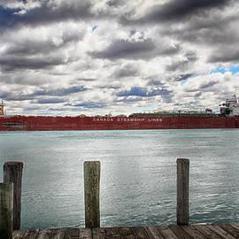 Scott Bert - Great Lakes Ship Rt. Hon. Paul J. Martin