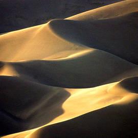Great San Dunes - Sunset by Douglas Taylor