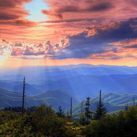 Great Smoky Mountains  by Doug McPherson