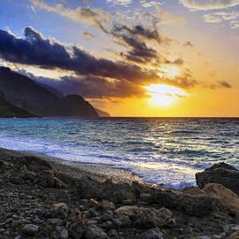 Paul Cowan - Greek sunset