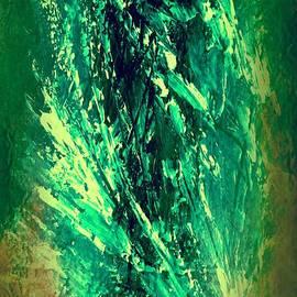 Emerald Green by Dimitra Papageorgiou